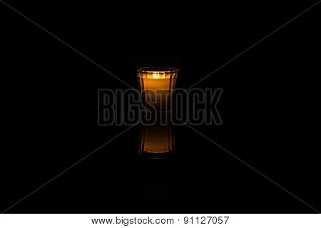 Candlelight - Center of frame
