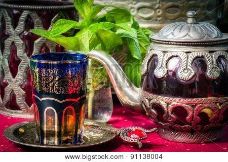 Arabian Mint Tea