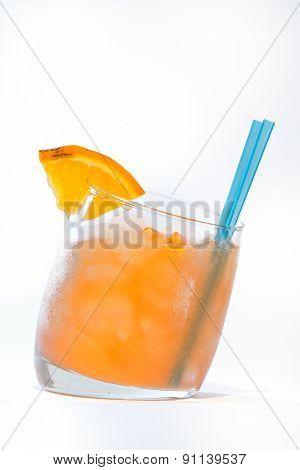 Coktail With Orange