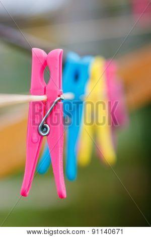 Clothspins