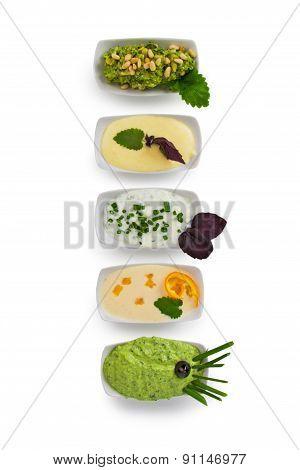 Sauce Assortment