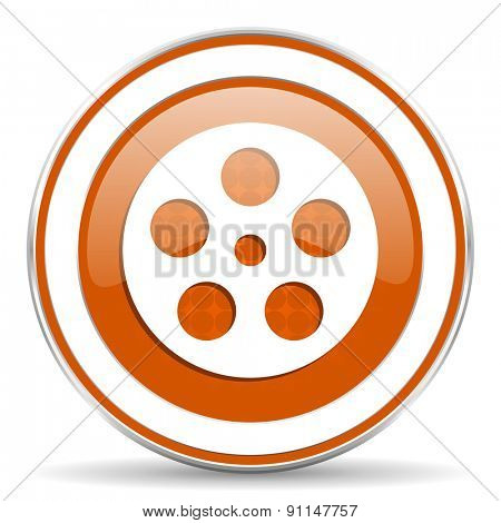 film orange icon