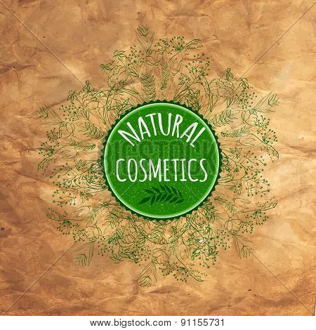 Cosmetic label