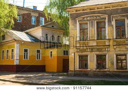 Yaroslavl architecture