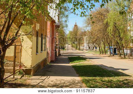 Streets of Yaroslavl