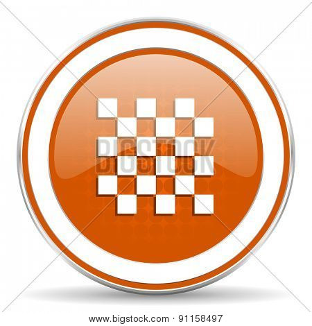 chess orange icon