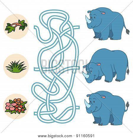 Maze Game (rhino)