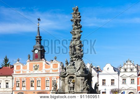 Ressel's Square, Chrudim, Czech Republic