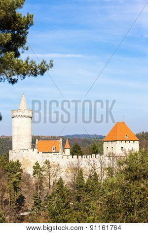 Kokorin Castle, Czech Republic