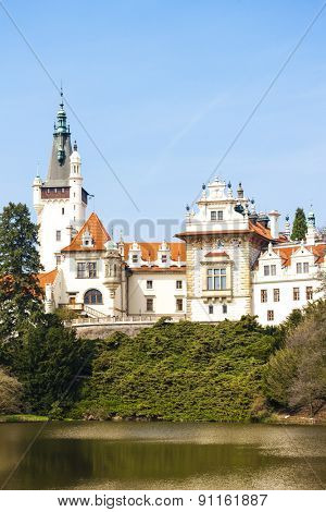 Pruhonice Palace, Czech Republic