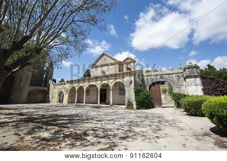 Cartuja Monastery, Jerez De La Frontera, Spain (charterhouse)