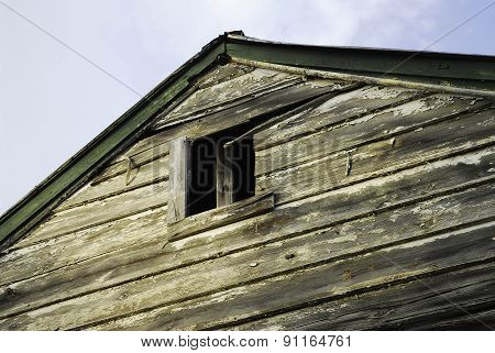 Weathered Gable