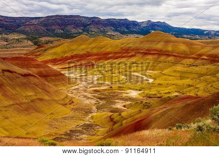 Painted Hills National Monument