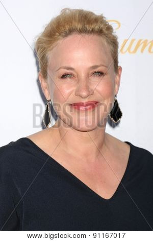 LOS ANGELES - MAY 18:  Patricia Arquette at the CBS Summer Soiree 2015 at the London Hotel on May 18, 2015 in West Hollywood, CA