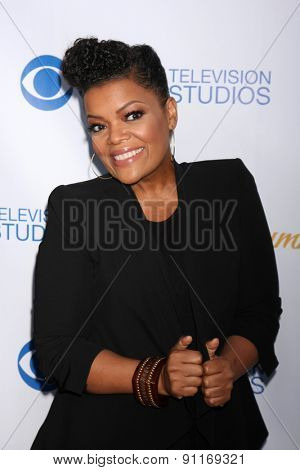 LOS ANGELES - MAY 18:  Yvette Nicole Freeman at the CBS Summer Soiree 2015 at the London Hotel on May 18, 2015 in West Hollywood, CA