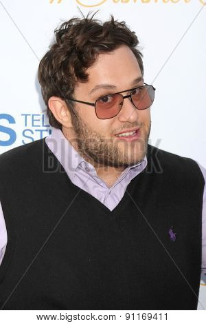 LOS ANGELES - MAY 18:  Ari Stidham at the CBS Summer Soiree 2015 at the London Hotel on May 18, 2015 in West Hollywood, CA