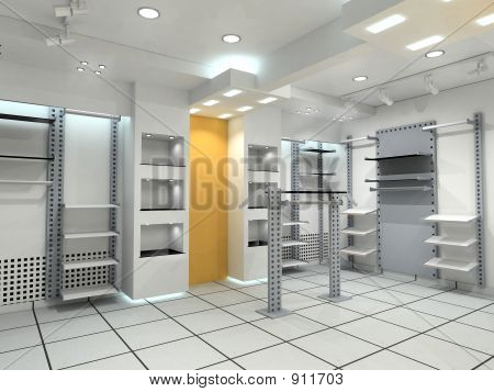 Shop-interieur