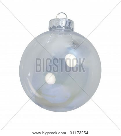 Round Christmas Ornament