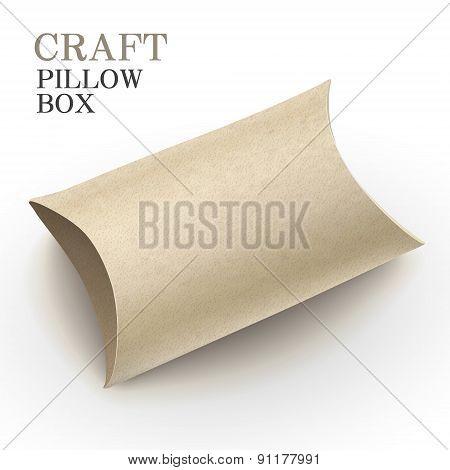 Craft Pillow Box