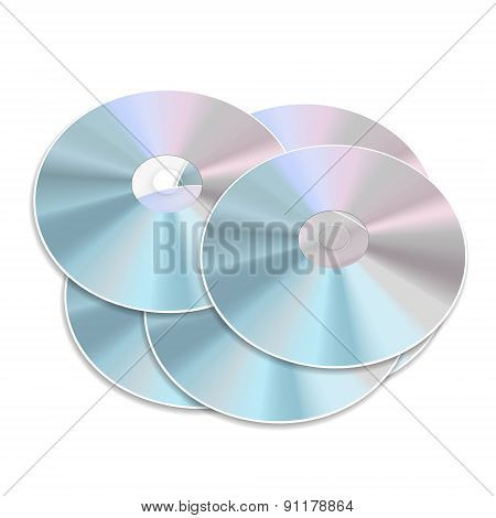Blue-ray Cd Or Dvd
