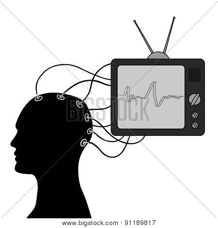 media impact on the human mind in the ideal image