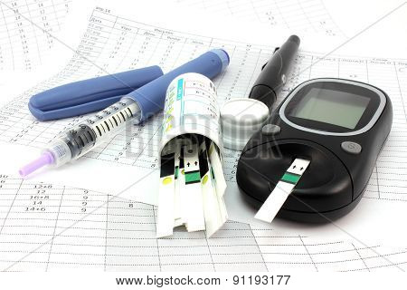 Diabetic Blog And Tools