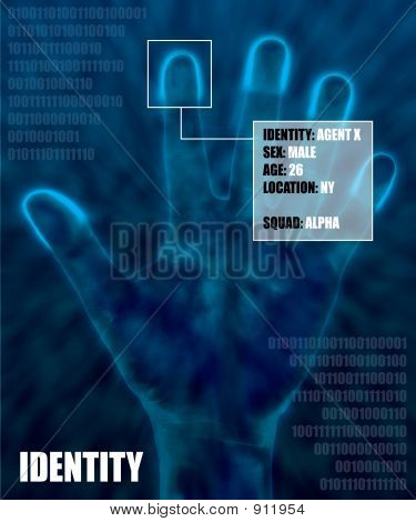 Blue Identity Info