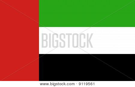 United-arab-emirates Flag