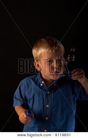 Seifenblase Spaß
