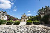image of carthusian  - Cartuja Monastery Jerez de la Frontera Spain  - JPG