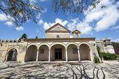 picture of carthusian  - Cartuja Monastery Jerez de la Frontera Spain  - JPG