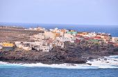 picture of canary  - Sea Village at the Spanish Canary Islands - JPG