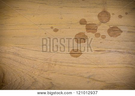 Wood Brown Plank Dirty Texture Background