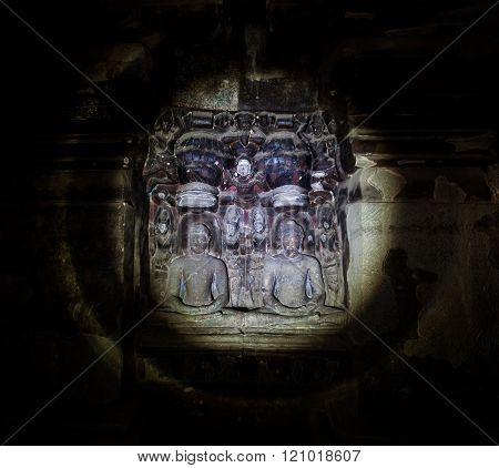 Ellora Caves In India