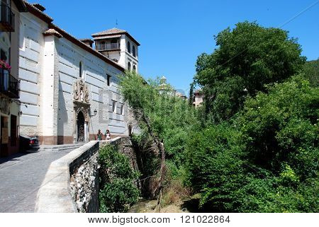 Santa Catalina de Zafra Convent, Granada.
