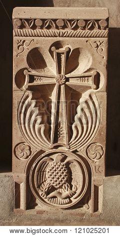 Armenian Cross Stones.