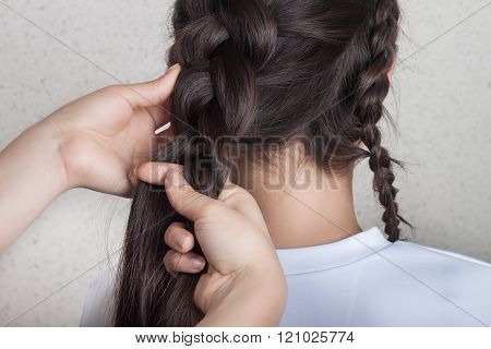 Procedure Weave Braid