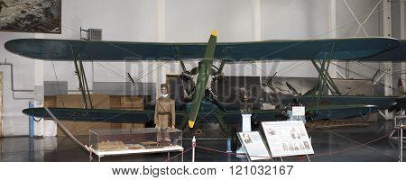 Po-2 (up To 1944 - U-2) - Night Light Bomber (1927) .max. Speed, Km / H-145