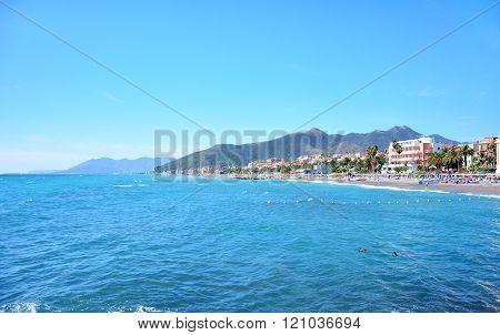 Loano Town Shore