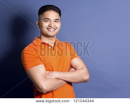 Handsome Casual Man
