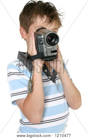 Using A Digital Video Camera