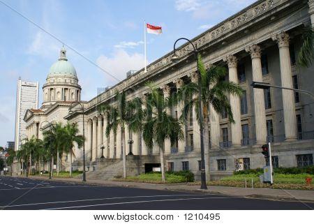 Ayuntamiento, Singapur
