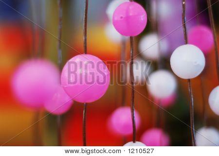 Ping White Balls