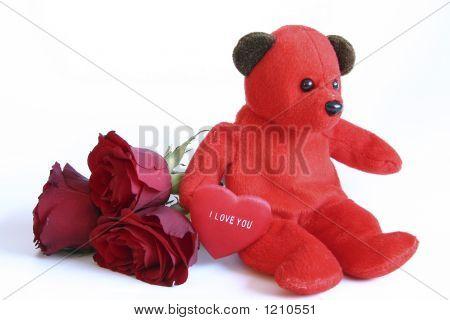 Valentines Teddy Bear
