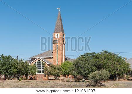 Dutch Reformed Church In Springfontein