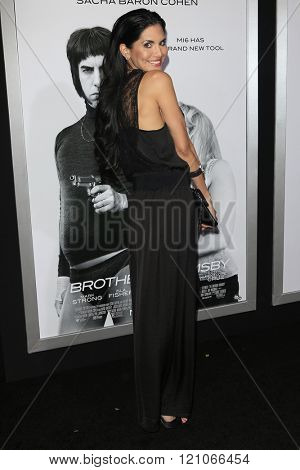 LOS ANGELES - MAR 3: Joyce Giraud at the Premiere of 'The Brothers Grimsby' at the Regency Village Theater on March 3, 2016 in Los Angeles, California