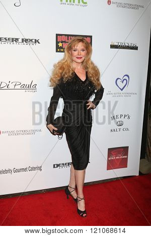 LOS ANGELES - FEB 28:  Rebecca Holden at the Style Hollywood Viewing Party 2016 at the Hollywood Museum on February 28, 2016 in Los Angeles, CA