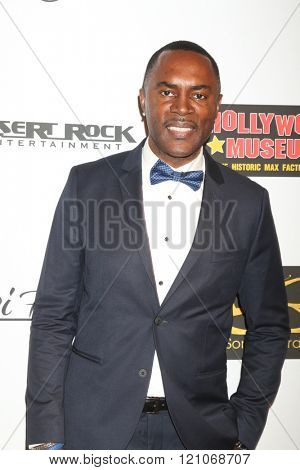LOS ANGELES - FEB 28:  Richard Brooks at the Style Hollywood Viewing Party 2016 at the Hollywood Museum on February 28, 2016 in Los Angeles, CA