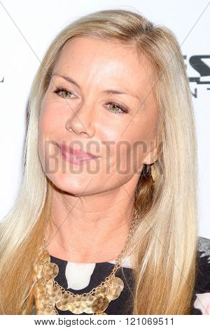 LOS ANGELES - FEB 28:  Katherine Kelly Lang at the Style Hollywood Viewing Party 2016 at the Hollywood Museum on February 28, 2016 in Los Angeles, CA
