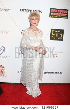 LOS ANGELES - FEB 28:  Karen Sharpe Kramer at the Style Hollywood Viewing Party 2016 at the Hollywood Museum on February 28, 2016 in Los Angeles, CA